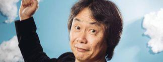 Shigeru Miyamoto feiert seinen 64. Geburtstag