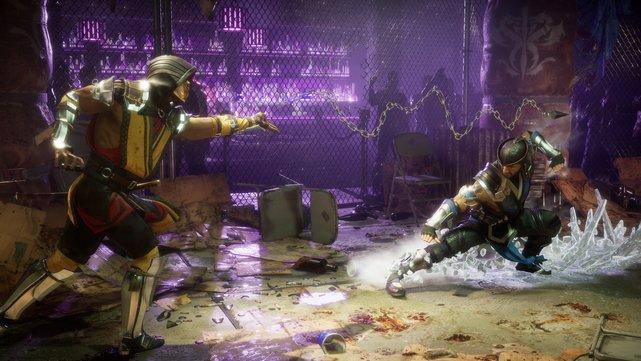 MK 11: Gespielt und überlebt!