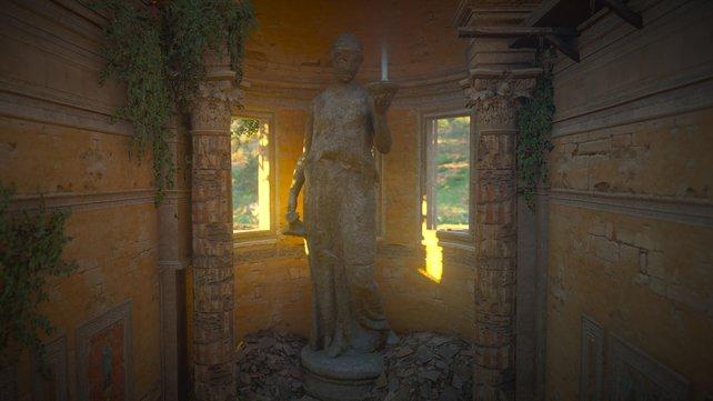 Römische Artefakte sind in ganz England zu finden.