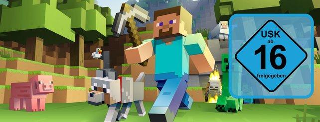 Drogenbeauftragte Spiele Wie Minecraft Und World Of Warcraft Bald Ab - Minecraft online spielen ab welchem alter