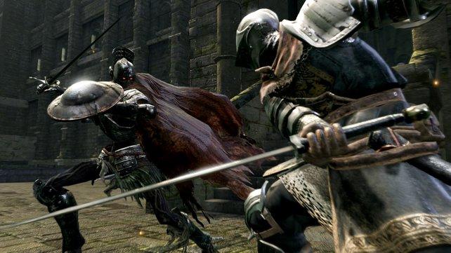 Viele Spieler hasslieben Dark Souls. Auch in der Top 25 ist das RPG vertreten.