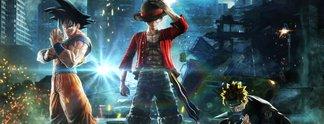 Jump Force: Vier neue Charaktere werden das Game aufmischen