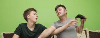 Panorama: Vater wird nach Zoff mit Sohn wegen Spiele-Session verhaftet