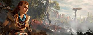 Vorschauen: gamescom 2016: Horizon Zero Dawn angespielt