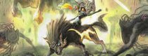 The Legend of Zelda - Twilight Princess HD: Link als Werwolf