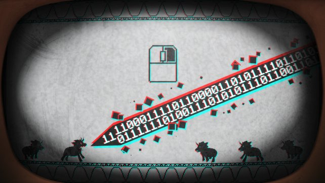 Jeder weiß, dass Ponys Laser verschießen können.
