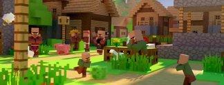 Panorama: Spieler beendet das Spiel ohne Blöcke abzubauen