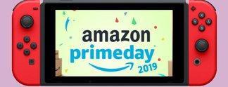 Amazon Prime Day: Schnell noch Gaming-Schnäppchen für Switch abgreifen