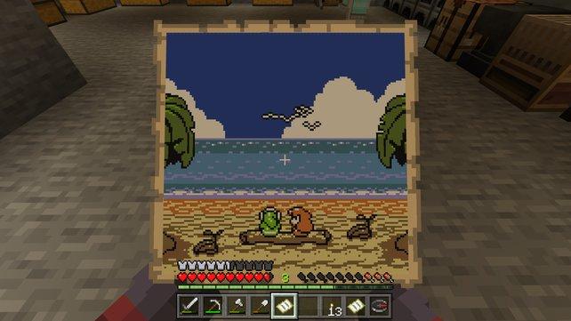 Dieses Bild bekam ein Zelda-Liebender Reddit-Nutzer von einem Freund. Quelle: NamiRocket auf Reddit