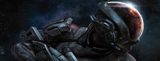 Vorschauen: Mass Effect - Andromeda: Unterwegs in eine fremde Galaxie