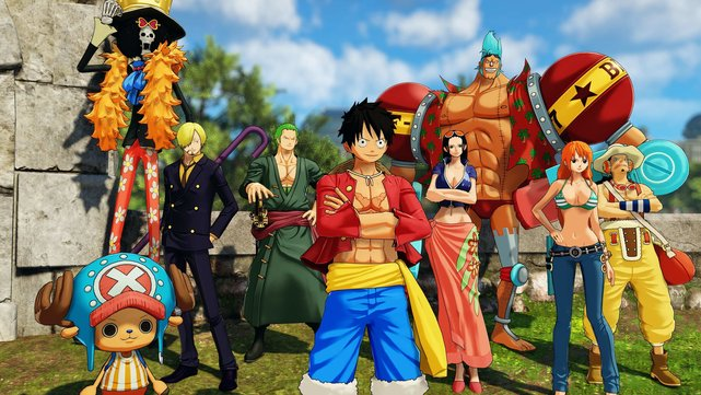 One Piece - World Seeker