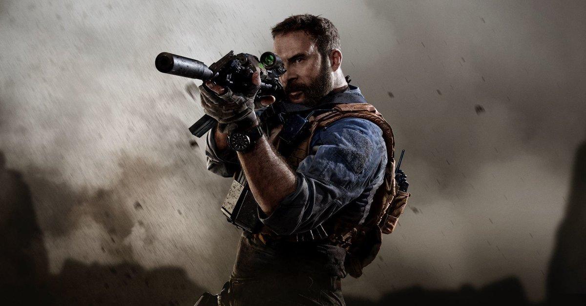 CoD: Modern Warfare | Gratis-Theme für die PlayStation 4