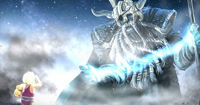 Odin hat hohe Ansprüche an Leko.