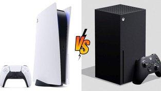 PS5 vs. Xbox SX