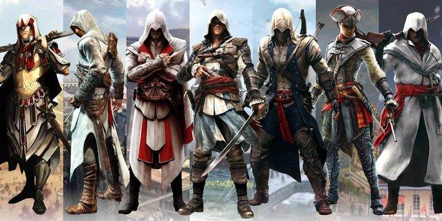 Assassin's Creed ist wohl das erfolgreichste Franchise aus dem Hause Ubisoft und besitzt eine Menge Fans.