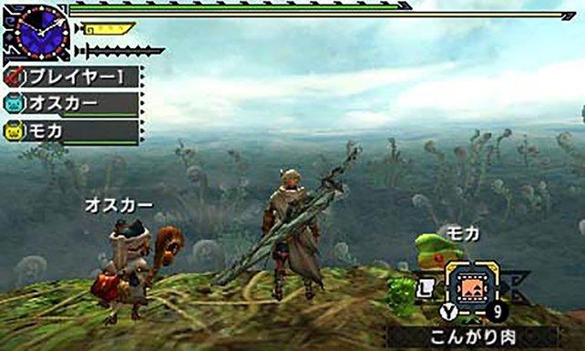 In Monster Hunter X verschlägt es euch in die Gebiete der PSP-Teile.