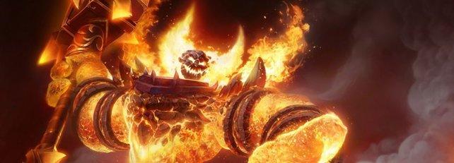 """Viele Spieler wünschen sich die """"gute alte Zeit"""" zurück, als Ragnaros noch der härteste Boss war."""