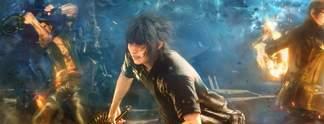 Vorschauen: Final Fantasy 15: Episode Duscae bei Square Enix ausprobiert