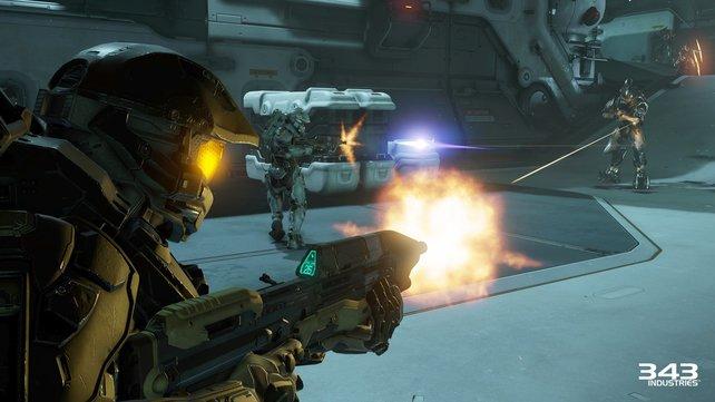 Halo soll im eSports-Bereich groß mitmischen.