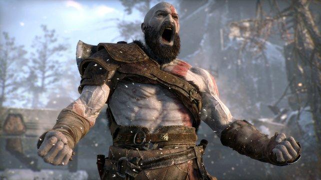 Wird es God of War 2 oder doch God of War mit einem Untertitel – ich wäre ja für God of War: Ragnarok!