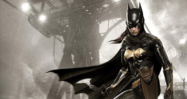 Eigentlich hätte Batgirl mehr verdient.