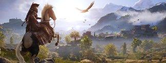 Cyber Monday Week Vorwoche: Tolle Ubisoft-Schnäppchen für PC-Spieler