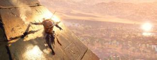 Assassin's Creed - Origins: Patch ändert blau zu gold