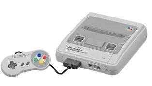 Ein Jahr kein Fernsehen für einen Super Nintendo