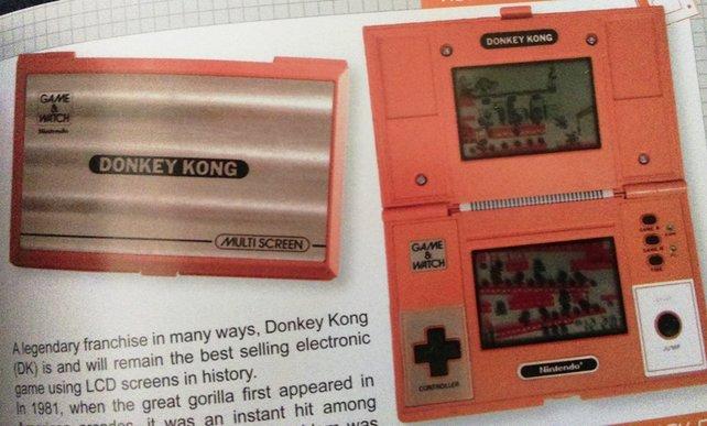Donkey Kongs G&W-Fassung hält Yokoi für nicht besonders gelungen. Dennoch ist es das bis heute erfolgreichste LCD-Spiel überhaupt.