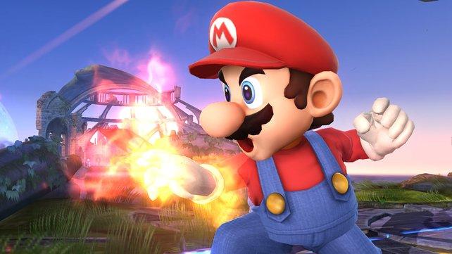 Nintendos Superheld ist in der Arena ein guter Rundumkönner.