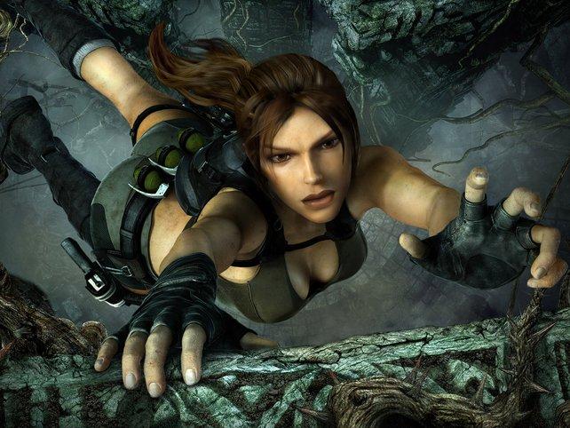 In der Entwicklungsphase heißt die Hauptdarstellerin noch Laura Cruz.