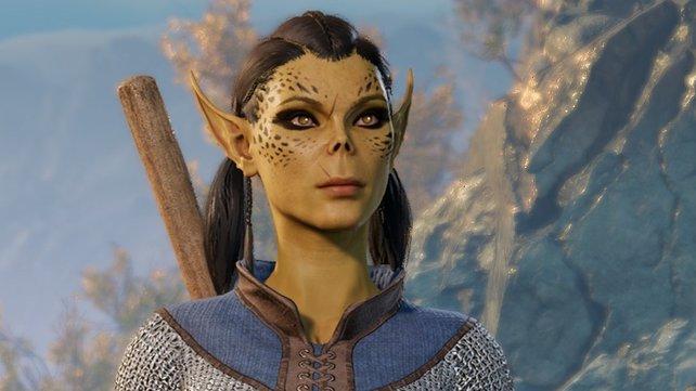 Githyanki sind für ihre Kampfeslust bekannt.
