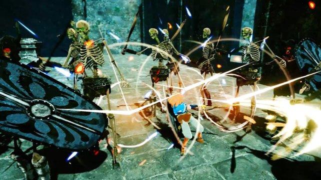 Craftopia dachte sich: Warum ein Gameplay anbieten, wenn auch alle gehen?