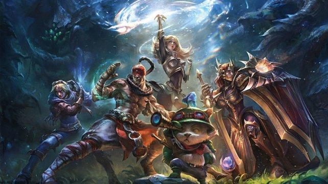 Riot Games ist der Entwickler von League of Legends.