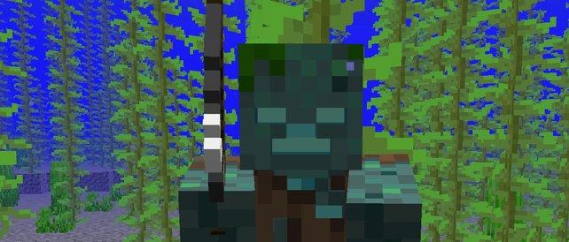 Die Unterwasser-Zombies kamen samt dem neuesten Aquatic-Update