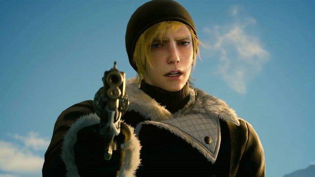 """""""Episode Prompto"""" von Final Fantasy 15 kam nicht so gut weg bei Kritikern."""
