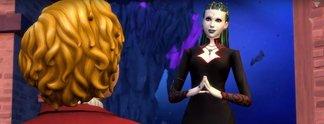 Die Sims 4: Reich der Magie | Neue Erweiterung erinnert an Harry Potter