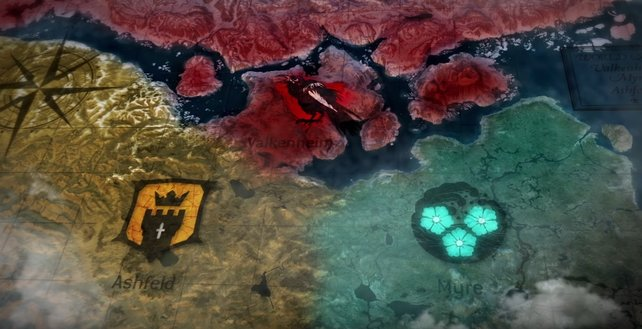 Der Fraktionskrieg von For Honor ist ein anhaltender Konflikt zwischen Rittern, Samurai und Wikingern.