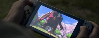 Nintendo Switch: Nintendo-Manager über die Möglichkeit zukünftiger Erweiterungen