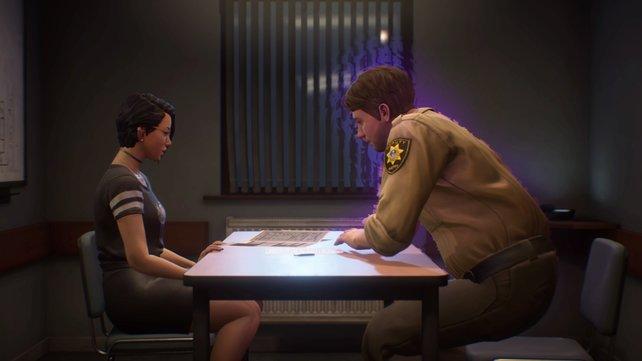 Kann euch Officer Pike helfen, wenn er sich vor eurem Gegner fürchtet?