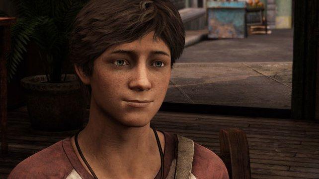 Drama über viele Jahre: Im Bild ist der junge Nathan Drake.