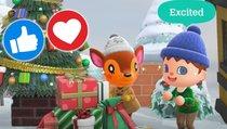 Community feiert die neuen Inhalte des Winter-Updates
