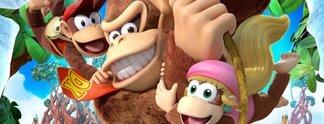 Donkey Kong - Tropical Freeze: Das alte Affentheater, leichter bekömmlich