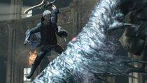 Hochgeschwindigkeits-Action mit Dämonenjäger Nero