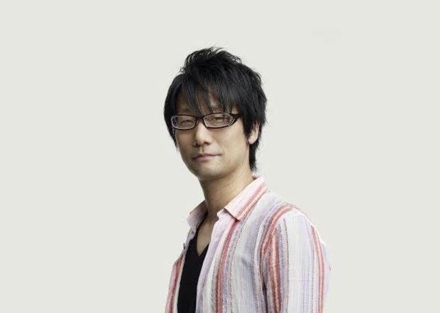 Hideo Kojima in live, in Farbe und auch bald in echt.