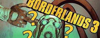 Borderlands 3: Gearbox feuert die Gerüchte um Fortsetzung an