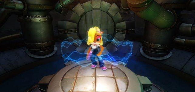 Coco hatte ihren ersten Auftritt in Crash Bandicoot 2.
