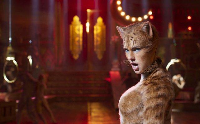 Im Film Cats werden die Schauspieler per CGI in humanoide Katzen verwandelt. Allerdings nicht ganz fehlerfrei.