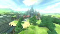 Mario Kart 8 - Zelda DLC Trailer