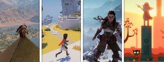 Bilderstrecken: Das sind die schönsten Spiele des Jahres 2017